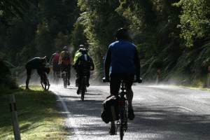 Cycle Tourism is growing in popularity as are cycling events