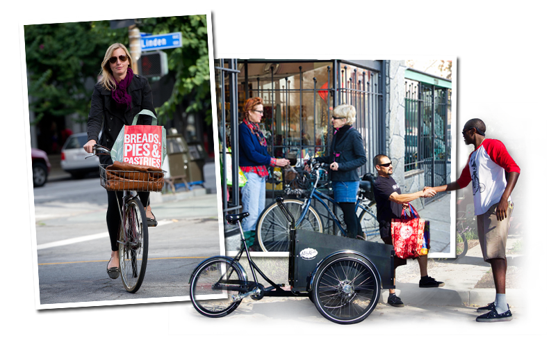 Case Study: Bike Friendly Business Districts