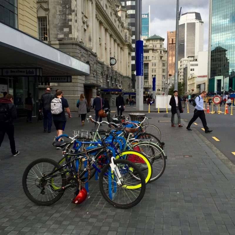 Flexible Bike Parking Options in Auckland
