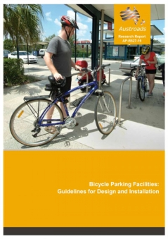 Everything  you wanted to know about Bike Parking…..