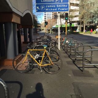 Bikes Welcome Everyday Biking Bike Parking Bikes Mean Business