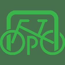 Bikes Welcome Bike Parking